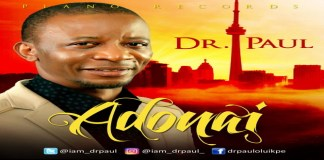 New Music: DR. PAUL ADONAI ALBUM NOW AVAILABLE ON ITUNES AND IN STORES