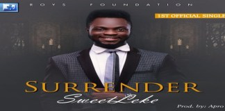 "New Music: ""Surrender"" - Sweetleke"