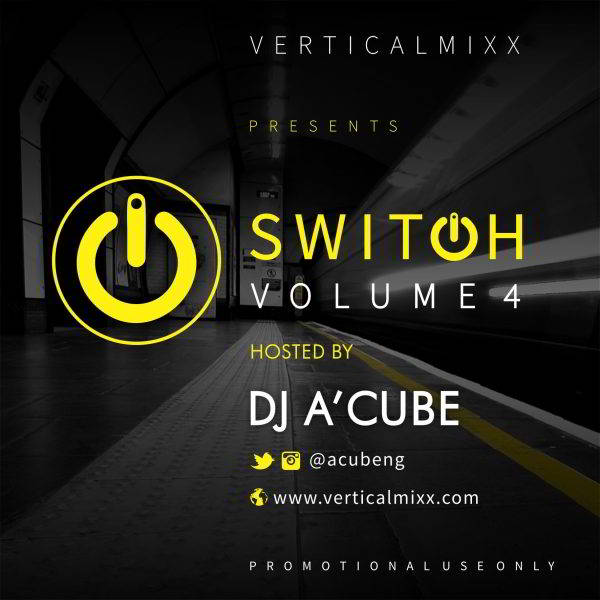 News: SWITCHMIXX: Vol. 4 by DJ A'Cube - A 30 Minute Gospel Mixtape