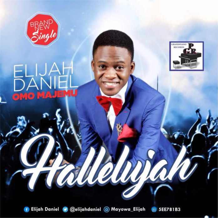 "New Music Audio: ""Hallelujah"" - Elijah Daniel"