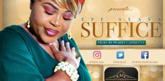 "New Music: ""Suffice"" - Eff Alasa"