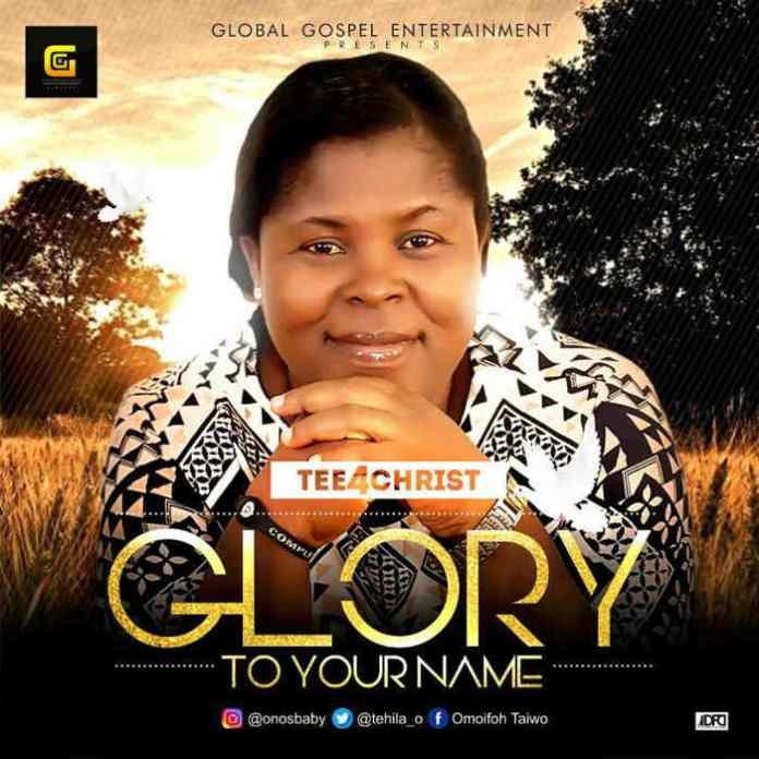 "New Music Audio: ""Glory To Your Name"" - Tee4Christ"