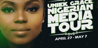 "News: Uniekgrace Announces Nigeria Media Tour And ""E Go Better"" EP Listening Party."