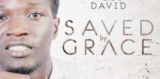 New Music Audio: TOBI DAVID - SAVED BY GRACE