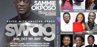 Event: Sammie Okposo Album Launch and Live Recording