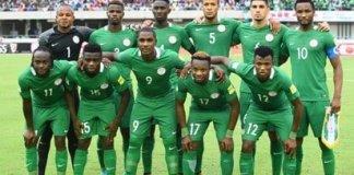 Eagles Drops in Latest FIFA Ranking [www.AmenRadio.net]