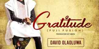 Gospel Music: Gratitude - David Olaoluwa | AmenRadio.net