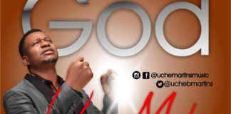 Gospel Music: This Kind God - Uche Martins | AmenRadio.net
