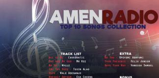 Gospel Music: Top 10 Gospel Songs for June 2018 | AmenRadio.net