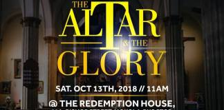 Podcast: The Altar & The Glory - Fresh Oil Seminar | October 2018