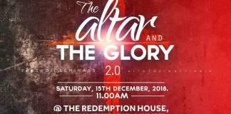 Podcast: The Altar & The Glory - Fresh Oil Seminar | December 2018