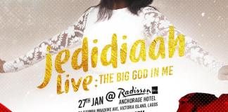 """""""The Big God In Me"""" Album Listening Party and Release by Jedidiaah."""