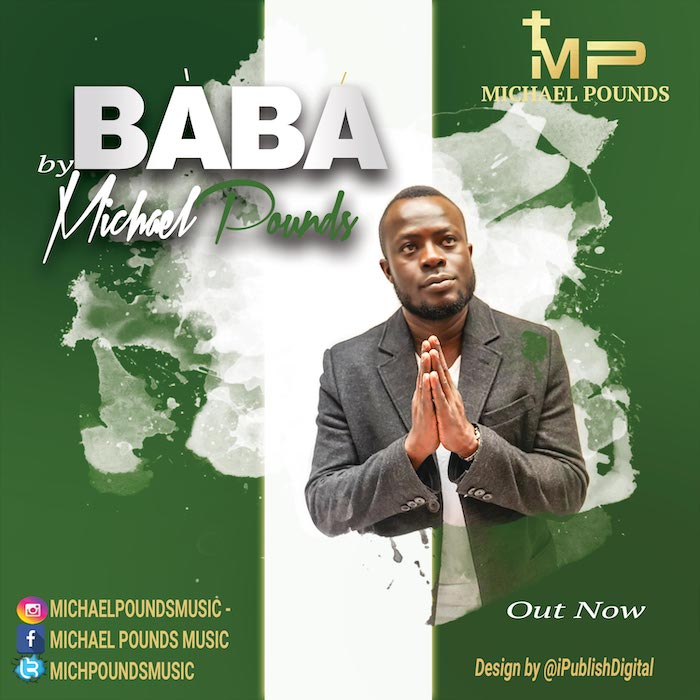 Gospel Music: Baba - Michael Pounds | AmenRadio.net