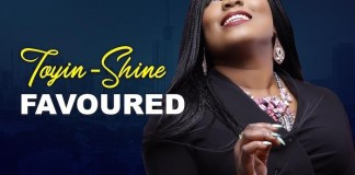 Gospel Music: Favoured - Toyin Shine   AmenRadio.net