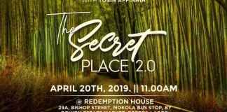 Podcast: The Secret Place [Part 2] With Tosin Affinnih [Fresh Oil Seminar]