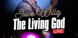 Gospel Music: The Living God - Steve Williz | AmenRadio.net