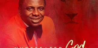 Album: Undefeated God - Femi Okunuga | AmenRadio.net