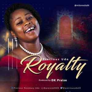 "Gospel Music: ""Ebubedike"" & ""Royalty"" - Precious Udo | AmenRadio.net"