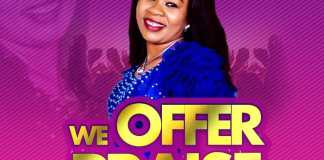 Gospel Music: We Offer Praise - Roseline Rube | AmenRadio.net