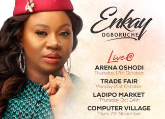 Enkay Ogboruche Market Outreach Initiative