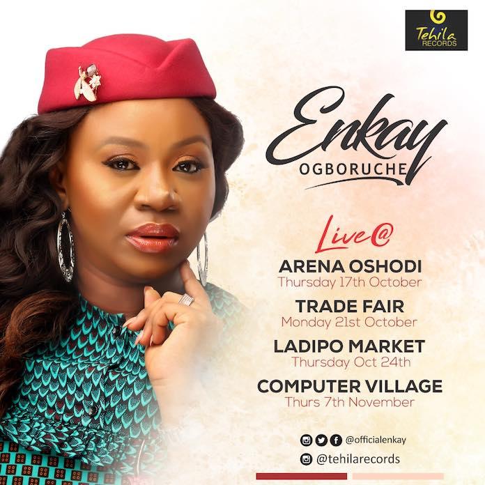 Enkay Ogboruche Market Outreach Initiative