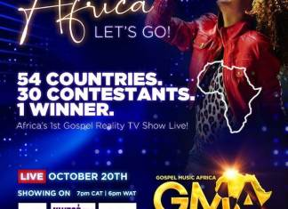 Gospel Music Africa Reality Tv Show
