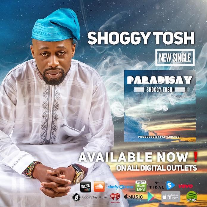 Paradisay - Shoggy Tosh
