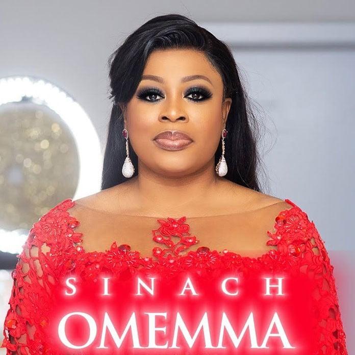 Video + Lyrics: Omemma - Sinach feat. Nolly | Gospel Songs Mp3