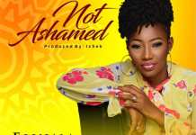 Download: Not Ashamed - Elvina | Gospel Songs Mp3 Lyrics & Lyric Video