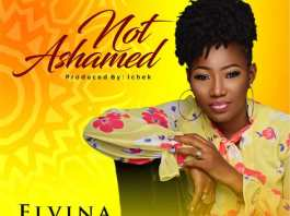 Download: Not Ashamed - Elvina | Gospel Songs Mp3 Lyrics & Lyric Video