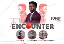 Event: The Encounter - Sunday Peters | Gospel Songs 2020