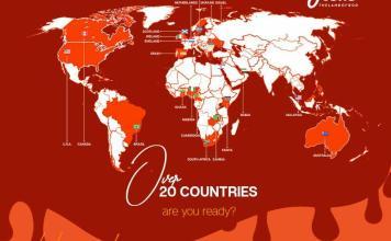 78 Hours Marathon Praise - Diaspora 2020