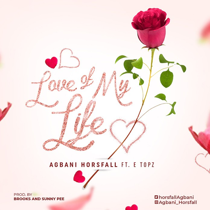 Download: Love of My Life - Agbani Horsfall feat. E Topz | Gospel Songs Mp3 Music