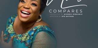 Download Lyrics: None Compares - Efe Nathan   Gospel Songs Mp3 Music
