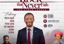 The Rock That Never Fails Album Launch - Dr Paul