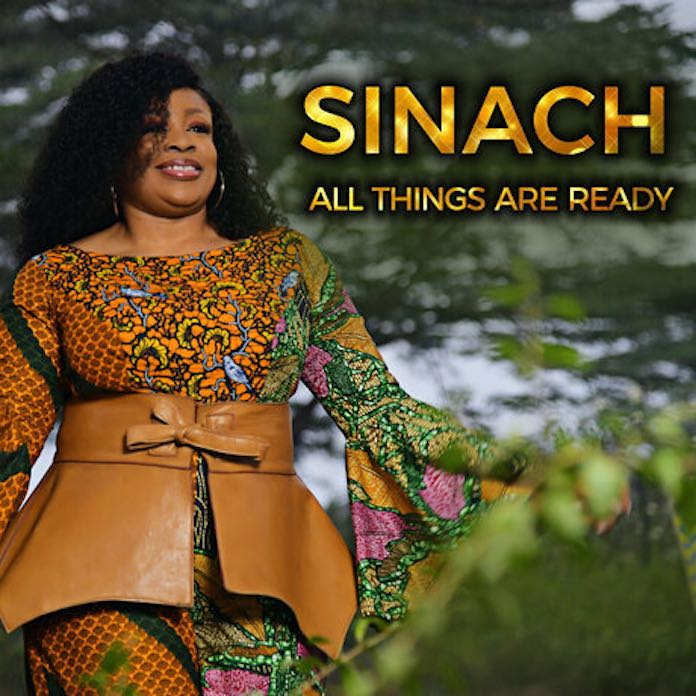 Video + Lyrics: Sinach - All Things Are Ready