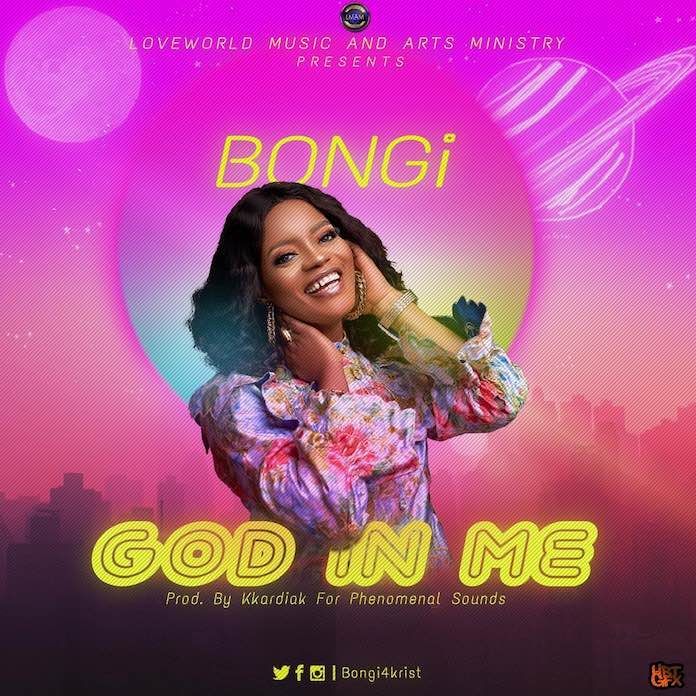 [Music] Bongi – God In Me
