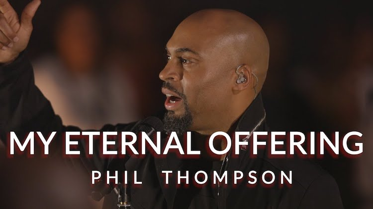 My Eternal Offering - Phil Thompson feat. Tamela Hairston