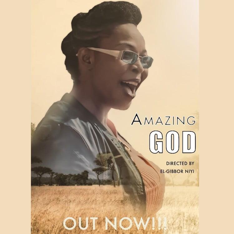 Amazing God - Angela Victor