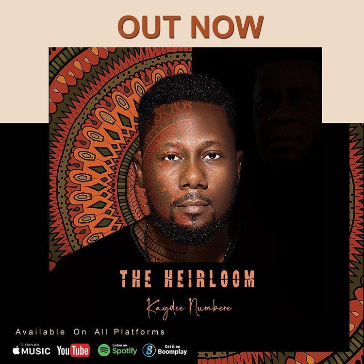 The Heirloom - Kaydee Numbere