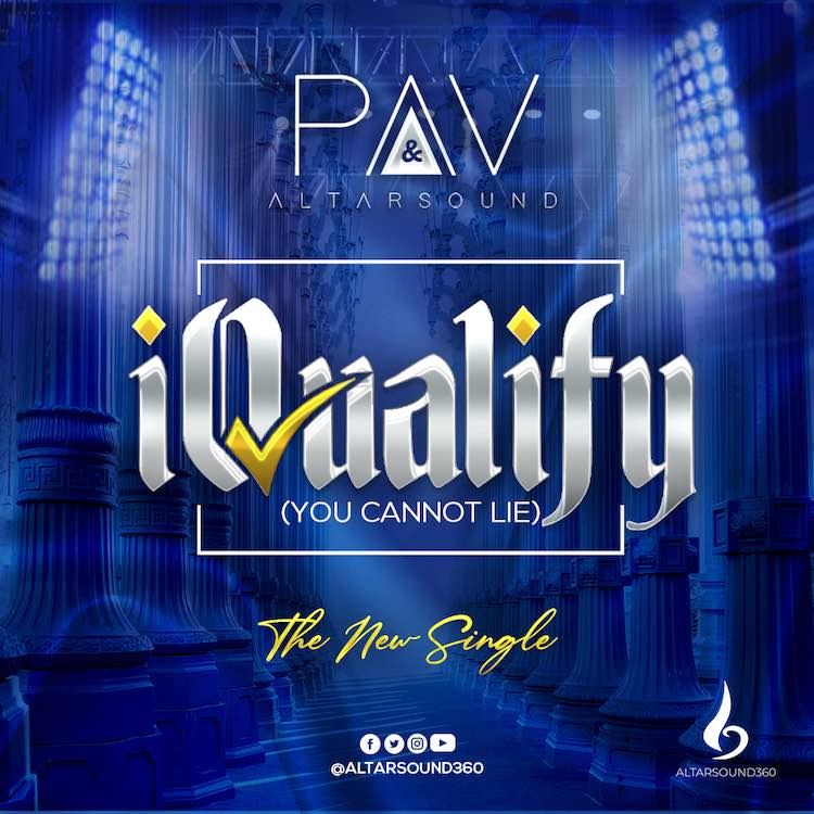 iQualify (You Cannot Lie) - PAV & Altarsound