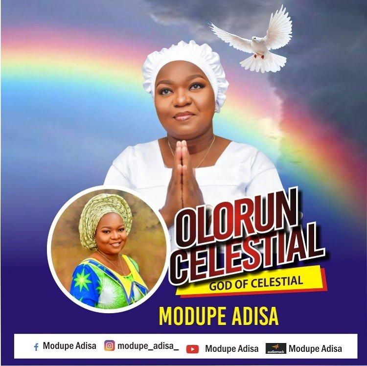 Olorun Celestial (God of Celestial) - Modupe Adisa