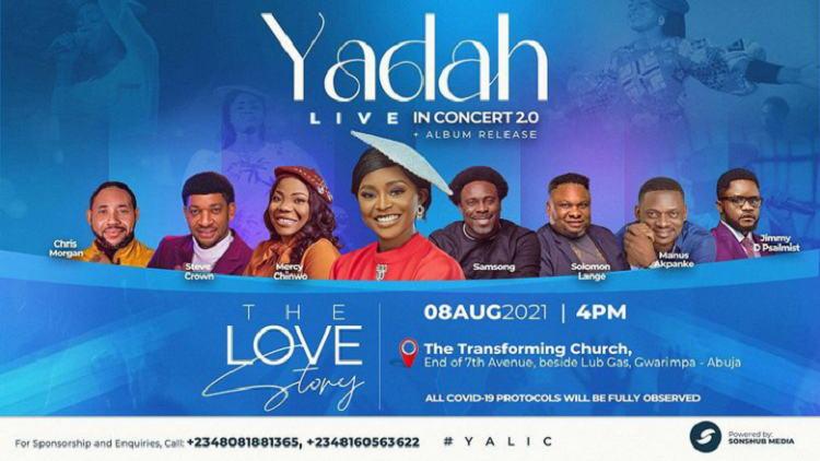 The Love Story - Yadah