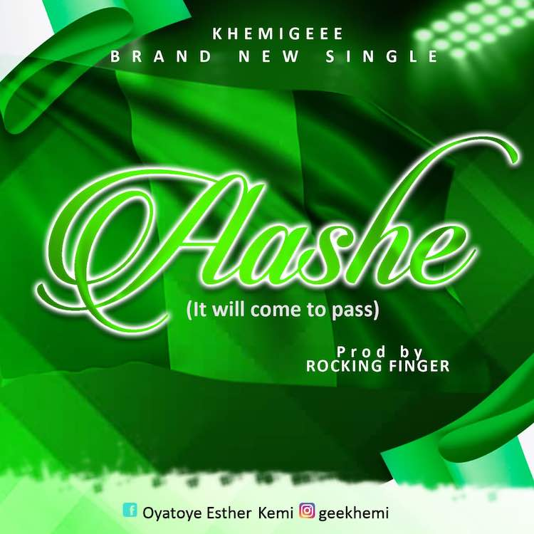 Aashe (It will come to pass) - Khemigeee