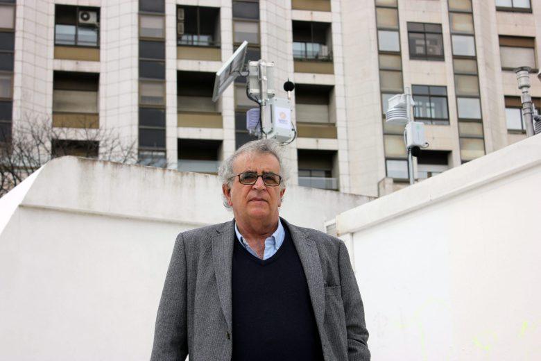 José Sá Fernandes, vereador da Câmara Municipal de Lisboa