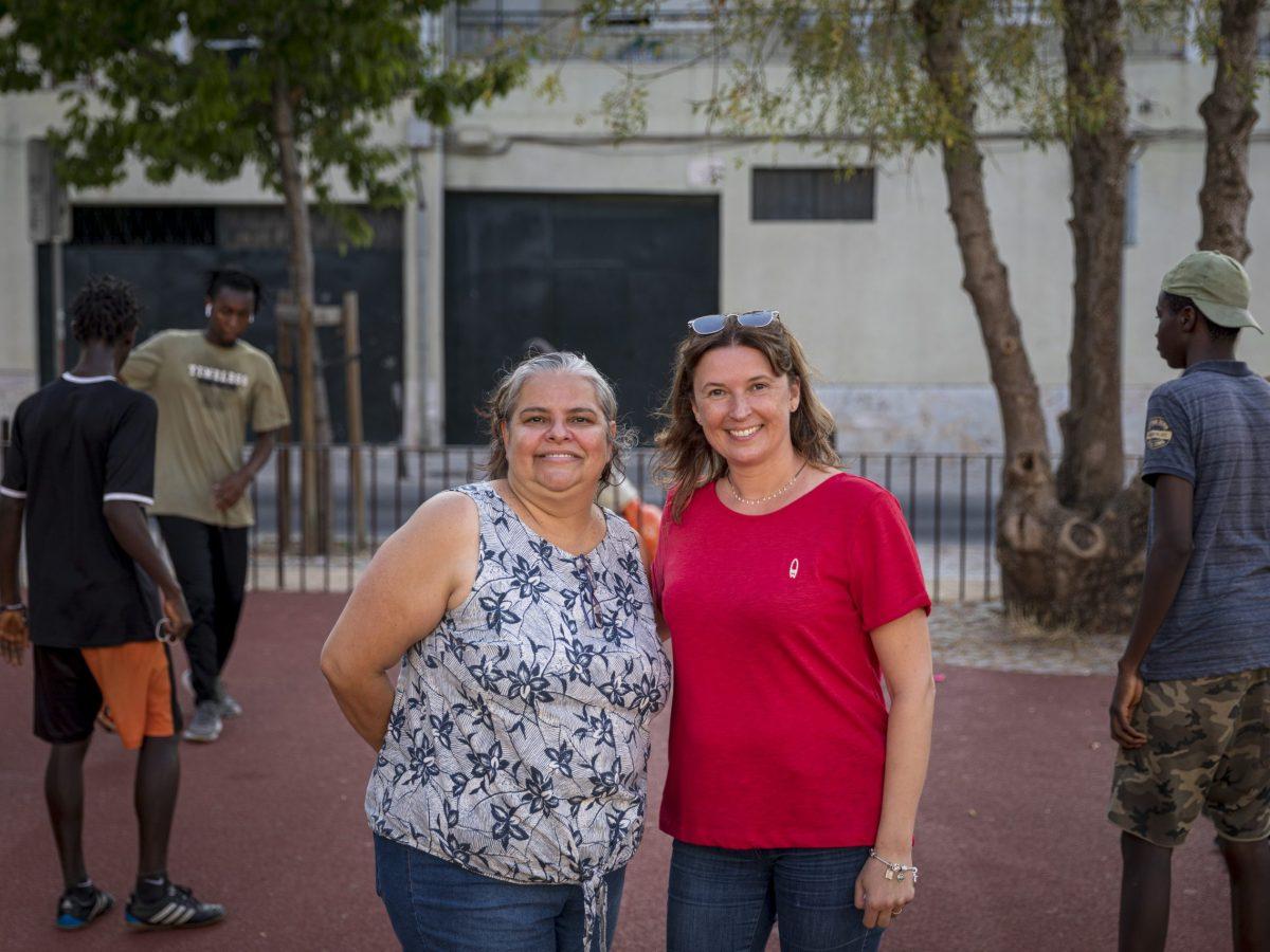 Duas mães uniram onze nacionalidades nos bairros de Odivelas
