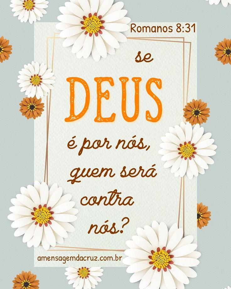 Você está sob a Proteção de Deus