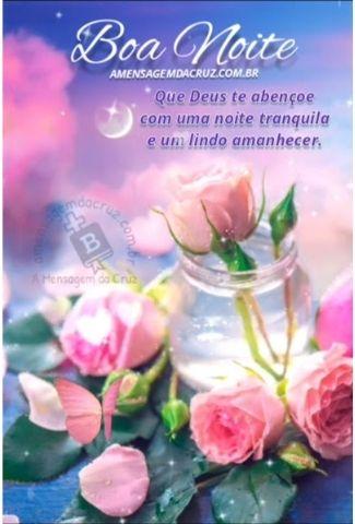 Noite Tranquila - Que Deus te abençoe com uma noite tranquila e um lindo amanhecer. Video com linda mensagem bíblica de boa noite e votos de lindo amanhecer.