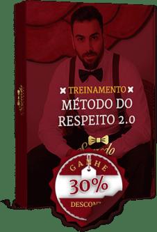 metodo do respeito 2.0 capa