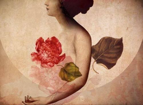 mulher-coracao-de-flor